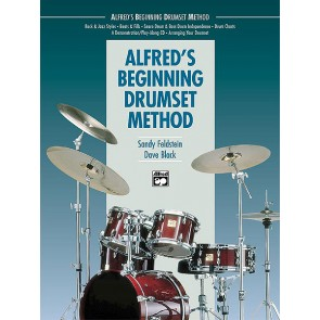 Alfred's Beginning Drumset Method [Book] by Dave Black