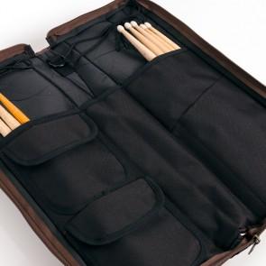 Sabian Arena Stick Bag (Black with Brown)