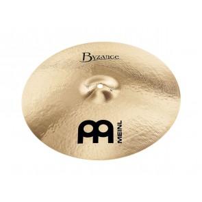 """Meinl Byzance Brilliant 19"""" Medium Thin Crash Cymbal"""