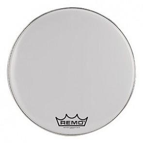 Remo Crimplock®, Emperor®, Smooth White™, 26'' Bass Drumhead