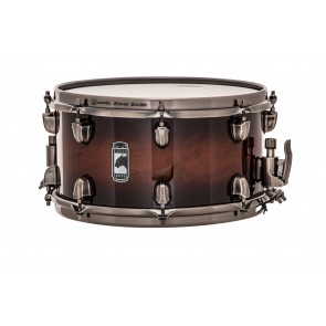 "Mapex Blaster Black Panther 13"" x 7"" Maple Snare Drum Transparent Walnut burst"