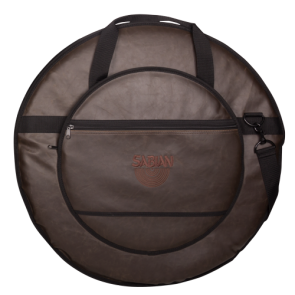 Sabian Classic 24 Cymbal Bag In Vintage Brown