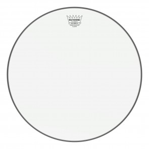 "Remo 16"" Clear Ambassador Classic Fit Drumhead"