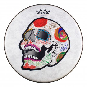 Remo  ArtBEAT Artist Collection Drumhead - Jos_ Pasillas