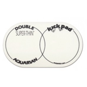Aquarian Super-Thin Double Kick Pad