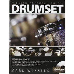 Mark Wessels Fresh Approach to the Drum Set