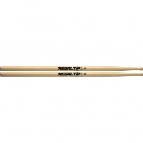Regal Tip 208R Hickory 8A Wood Tip Drumsticks
