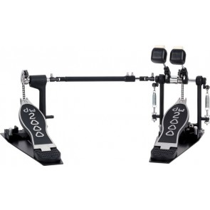 DW Drums 2000 Series Double Bass Drum Pedal (DWCP2002)