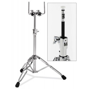 Drum Workshop DW 9000 Series Heavy Duty Air Lift Double Tom Stand DWCP9900AL