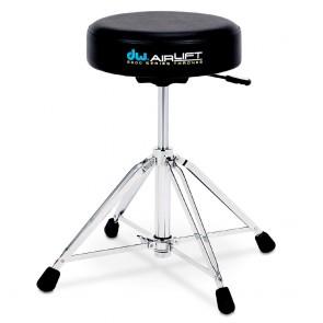 DW Drums 9000 Series Double Braced Round Air Lift Throne (DWCP9100AL)