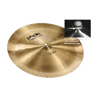 Paiste 22 Formula 602 Modern Essentials China China