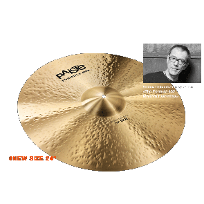 Paiste 20 Formula 602 Modern Essentials Ride