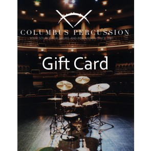 Columbus Percussion Gift Certificate