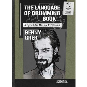 Benny Greb The Language of Drumming Book/CD 321287