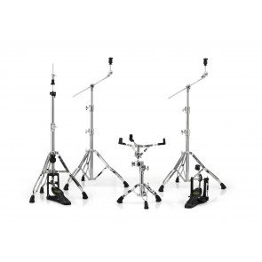 Mapex Armory Hardware Pack Chrome w/ P800 Single Pedal