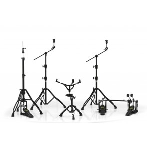 Mapex Armory Hardware PackBlack Platedw/ P800TW Double Pedal