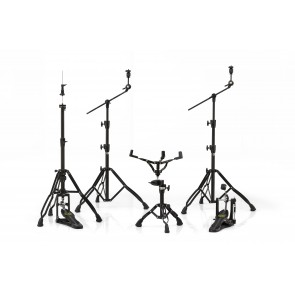 Mapex Armory Hardware PackBlack Plated w/P800 Single Pedal