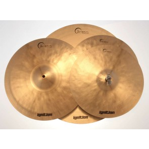 Dream Ignition Series 3 Piece Cymbal Pack w/ Bag