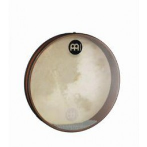 "Meinl Sea Drum 16"" x 2 3/4"" with Goat Skin & Synthetic Heads African Brown"