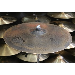 "Crescent By Sabian 20"" Element Distressed Ride Cymbal"