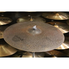 "Crescent By Sabian 22"" Element Distressed Ride Cymbal"