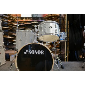 Sonor Special Edition Series Bop Shell Pack in Silver Galaxy Sparkle