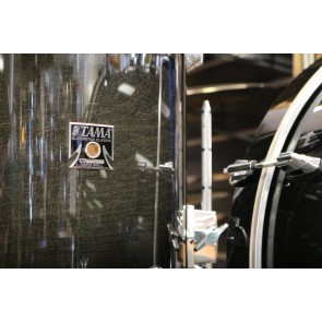 Tama Superstar Classic Shell Pack in Transparent Black Burst Lacquer