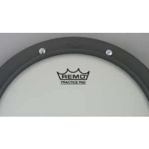 Remo 8 Grey Tunable Drum Practice Pad