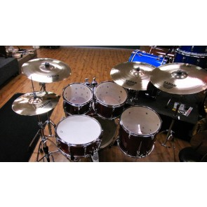 Sabian AAX X-Plosion Cymbal Set With Free 17