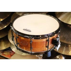 HCD Holloman Custom Cherry Birch 6X14 Snare Drum
