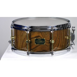 Canopus Zelkova 14x6.5 Solid  Snare Drum