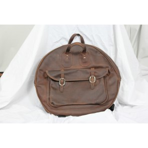 Woodshed Leatherworks Brown Leather Deluxe 22