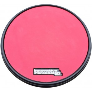 Innovative Percussion - Red Gum Rubber Pad With Black Rim