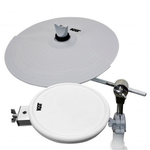 KAT Percussion Pad and Cymbal Expansion Pack