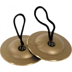 Latin Percussion Finger Cymbals (1 Pair)