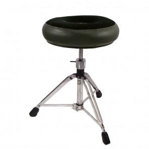Roc N Soc Manual Spindle Throne - Round - Black
