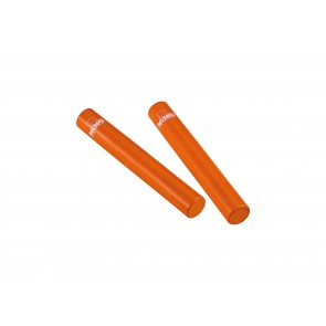 Nino Rattle Sticks - Orange