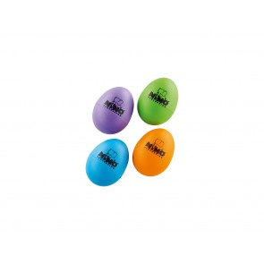 Nino 4 Piece Egg Shaker Assorted Colors