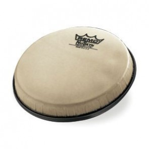 "Remo 9.00"" Nuskyn Weatherking Bongo Drumhead R-Series, M6 Type, N6 Film, Medium Collar"