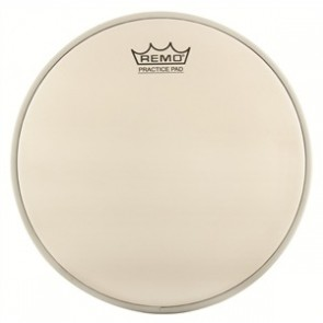 Remo Batter, Ambassador®, Coated, 8'' Diameter, For Practice Pad®