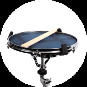 Quiet Tone Mesh Snare Practice Pad QTM14