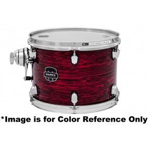 "Mapex Saturn MH 18"" x 16"" Gong Bass Drum Red Pearl Strata"