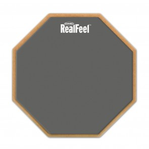 "HQ Percussion 12"" RealFeel 2-Sided Practice Pad"