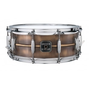 Gretsch 6.5X14 Brushed Brass Snare Drum