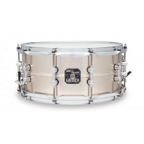 Gretsch 6.5X14 Stephen Ferrone Seamless Aluminium Snare Drum