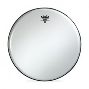 """Remo 24"""" Smooth White Emperor Bass Drumhead"""