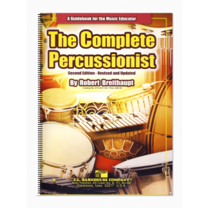 The Complete Percussionist -Robert Breithaupt,