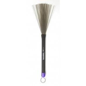 Innovative Percussion Wire Retractable Brushes W/ Pull Rod - Medium