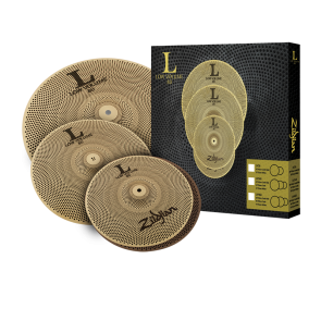 Zildjian L80 Low Volume Box Set 13,14,18