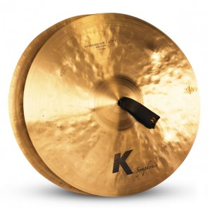 "Zildjian 18"" K Zildjian Symphonic Light Pair"